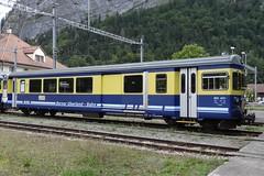 BOB Pilot car type BDt. (Franky De Witte - Ferroequinologist) Tags: de eisenbahn railway estrada chemin fer spoorwegen ferrocarril ferro ferrovia