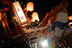 (Yorozuna / ) Tags: man men festival japan youth night shrine  nightview niigata  youngman nagaoka        tsunoshrine    yoita  pentaxsupertakumar28mmf35     yoitaharvestmoonfestival  autumnregularlyheldfestival regularlyheldfestival   yoitatsunoshrine