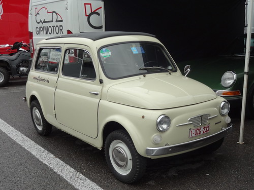 Fiat 500 Estate Car Spa_Francorchamps Circuit (2)