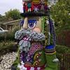 2015-10-04 17.30.44 HDR (The Crochet Crowd®) Tags: party crochet mikey exhibit yarn nutcracker artistry freeform caron simplysoft creativfestival yarnbomb crochetcrowd crochetnutcracker crochetstatue