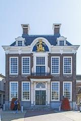City Hall (fotofrysk) Tags: cityhall nederland friesland fryslan harlingen harns northharbour dsc2495 augsept2015 fryslanvisit centurybuildingnikond7100