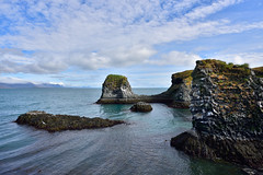 VESTURLAND - Arnarstapi rocks (Andrea Zille) Tags: iceland islanda republicoficeland lýðveldiðísland islandazilleandrea