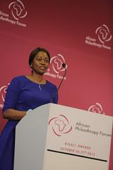 Tsitsi Masiyiwa, Founder and Co-chair, Higher Life Foundation