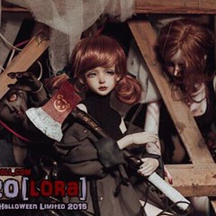 Ringdoll new limited Teenager Lora for 2015 Halloween.http://www.ringdoll.com/goods.php?id=573Lora is a limited edition with unique style, Her fullset can be purchased from 2015/10/30 to 2015/12/31.When limited purchased time ends,only the basic doll(with (ringdoll) Tags: square doll zombie squareformat bjd resin abjd rd resindoll bjdmakeup iphoneography ringdoll instagramapp uploaded:by=instagram resindollabjd ringdollk