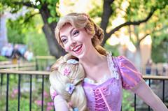 Rapunzel (EverythingDisney) Tags: princess disneyland disney rapunzel dlr tangled princessrapunzel