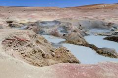 Geysers Sol de Mañana (5) (Mhln) Tags: sol mañana andes geyser altiplano bolivie geysers 2015