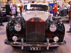 1958 Rolls Royce Silver Cloud (Rorymacve Part II) Tags: auto road bus heritage cars sports car truck automobile estate transport historic motor saloon compact roadster motorvehicle