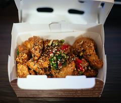 278/365 (Photolobe!) Tags: food chicken friedchicken  bhc   koreanfriedchicken  koreanstylechicken