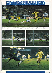 Everton vs Arsenal - Littlewoods Cup Semi Final - 1988 - Page 25 (The Sky Strikers) Tags: road cup hat wednesday big shoot action space sheffield style semi sharp final graeme match to trick arsenal fa filling nec wembley stubborn everton littlewoods