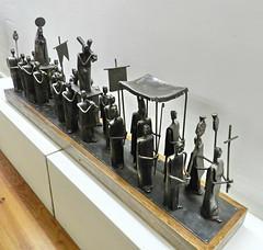 Galera Histria e Arte Braganza Portugal 07 (Rafael Gomez - http://micamara.es) Tags: en portugal metal madera arte y centro sala escultura museo historia exposicion braganza contemporaneo bragana
