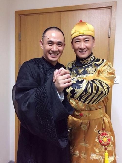 田沁鑫话剧反响火爆 贾一平周杰同领风骚