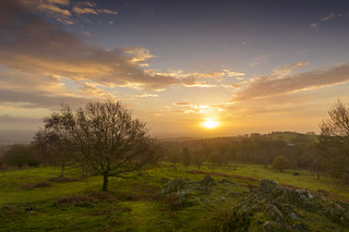 Sunrise at Beacon Hill