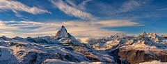 Gornergrat (Wolfgang Staudt) Tags: winter panorama schweiz europa berge gornergrat zermatt monterosa matterhorn alpen sonnig wallis wandern tourismus wanderweg berghotel bergbahn skigebiet attraktion lyskamm hochgebirge sehenswert viertausender walliseralpen hohtaelli
