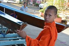 Boat competition 2015, this boat must win (tGENTeneeRke along the Mekong river) Tags: thailand buddhistmonk phonphisai provincenongkhai tgenteneerkealongthemekong templewatluangphisaijetyaram photorolandodesmet2015 boatcompetitiononthemekongriver2015 thisboatmustwin