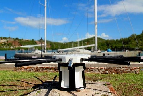 Nelson's Dockyard  ~ English Harbour