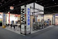 Lightweight Trussing Exhibition Stand