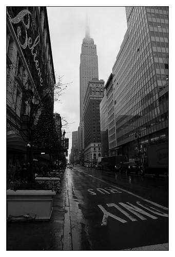 New York City, NY - Manhattan view (I)