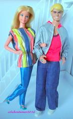 Superstar Barbie 1977 in Fashion Favorites (ColeKenTurner) Tags: superstar barbie 1977 fashion favorites kenfashionfavorites silverdriller1978