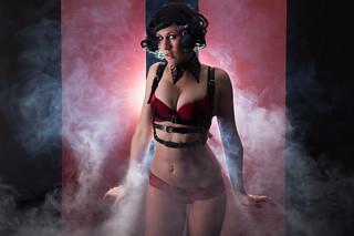 Lucy Smoke #1