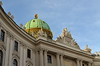 Hofburg - St. Michael's Wing [Vienna - 10 December 2016] (Doc. Ing.) Tags: 2016 vienna austria wien castle hofburg palace building architecture dome roof
