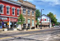 Quaint Shops on Main Street Vermilion OH (PhotosToArtByMike) Tags: vermilionohio shops restaurants lakeerie southernshore vermilion ohio oh eriecounty loraincounty
