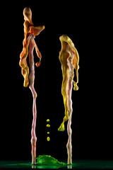 _Abstract (Angelo M51 (Angelo Metauri)) Tags: abstrctphoto angelom51 drops waterdrops water watersculpture angelometauri gocce splash speedphotography