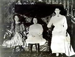 Ladies of the Barbary Coast (~ Lone Wadi ~) Tags: sanfranciscocalifornia barbarycoast prostitutes prostitution bordello brothel retro 1890s 19thcentury victorian portrait
