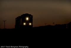 Eastbound leaving Siberia, CA (Travis Berryman) Tags: bnsf needlessub desertrailroading bagdad cadiz siberia