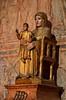 Our Lady The Brown (Chemose) Tags: abbatial abbatiale abbey abbaye saintphilibert tournus église church roman romanesque interior intérieur statue notredamelabrune thebrown france canon eos 7d hdr décembre december ourlady