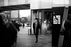 Street (Kevin.Beijing) Tags: people human humanity element street streetshot streetshoot streetshooter streetphotography streetphoto streetscene streetview view life streetlife photography snapshot snap shot shoot shooter scene monochrome blackandwhite bw wb black white nocolor urban candid urbanstreet urbanpeople urbanview urbansence urbancandid china beijing sanlitun
