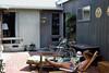 In the backyard, Hermosa Beach (SteveOwen52) Tags: 1978 hermosabeach patio