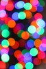 5/365: The Last Night of Christmas (jchants) Tags: christmastree christmaslights bokeh red pink blue orange green project365 365the2017edition 3652017 5jan17 day5365