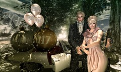 Have a great New Year! 2017♪ (Luca Arturo Ferrarin) Tags: secondlife happy new year newyear snow winter couple beautiful love