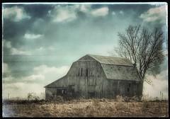 Faded memory... (Sherrianne100) Tags: deserted faded desolate rural abandoned oldbarn missouri