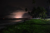 Bohol (free3yourmind) Tags: bohol night lightning clouds cloudy beach sea grass lights philippines