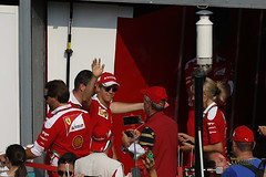 _88A7453 (Foto Massimo Lazzari) Tags: sebastianvettel vettel f1 formulauno box racer autodromodimonza ferrari