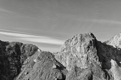 Buila-Vanturarita (Hattifnattar) Tags: monochrome bw landscape rocks mountains romania builavanturarita nationalpark pentax fa43mm limited