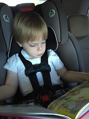 """Paul Reads in the Car • <a style=""""font-size:0.8em;"""" href=""""http://www.flickr.com/photos/109120354@N07/32298450103/"""" target=""""_blank"""">View on Flickr</a>"""