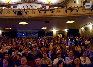 Cinequest Film & VR Festival 2017 audience on Opening Night