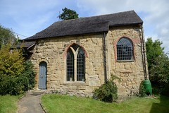 013-20160813_Abberley Norman Church-Worcestershire-S facade of original Chancel, now current Church (Nick Kaye) Tags: abberley worcestershire england church