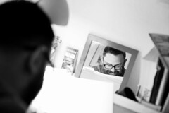 Alex Orbe (David Herranz) Tags: alexorbe dibujo ilustrador dibujante estudio batcueva comic tebeo davidherranz