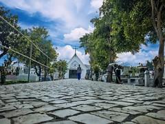 Sta. Cruz Cemetery in Dili, East Timor