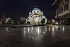 Храм Светог Саве (radomir_bojic) Tags: belgrade church hram sveti sava beograd serbia srbija pravoslavlje wide