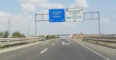 A-23-13 (European Roads) Tags: a23 autovía zaragoza zuera huesca españa aragón spain motorway