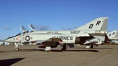 F4 155807 1978-10 KCEF LP (Gert-Jan Vis) Tags: 155807 f4 f4j usmarines marines phantom 3094 westoverafb vmfa312