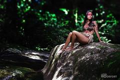 Ensaio Temático (André Confort Rodrigues) Tags: índia mataatlantica ensaio temático morena brasil brasileira mulher brazil