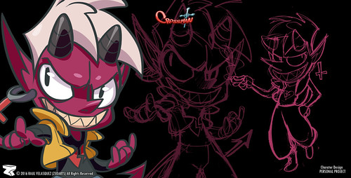 Character designer - ilustration 22