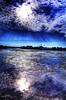 Low Tide 2 (worldwidewandering) Tags: usa sun beach nature topf25 water america d50 nikon rocks saveme 500v20f florida deleteme10 indian united 2006 indianrocksbeach nikond50 states 500views reflexion largo hdr photomatix 5xp 123sky tophdr worldwidewandering