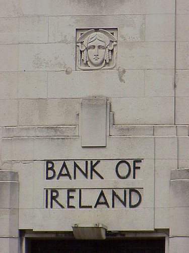 Detail, Bank of Ireland Buildings, Belfast