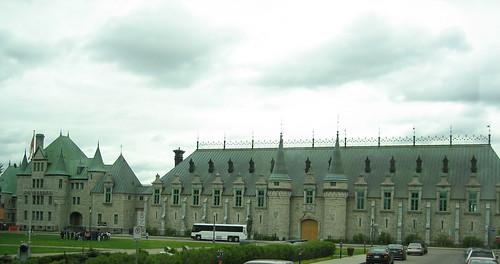 City Armoury, Ville de Quebec